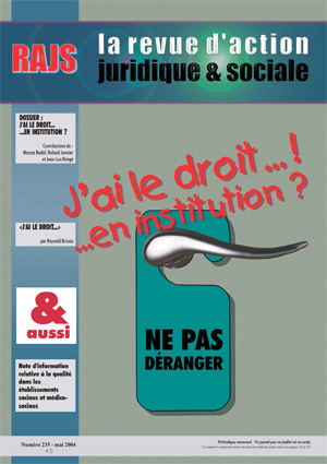 La Protection De La Vie Privée Dans Les Lois Du 2 Janvier Et Du 4 Mars 2002  | Cairn.info