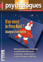 Le Journal des psychologues 2006/10