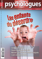 Le Journal des psychologues 2008/2