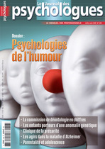 Le Journal des psychologues 2009/6