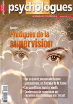 Le Journal des psychologues 2009/7