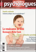Le Journal des psychologues 2012/3