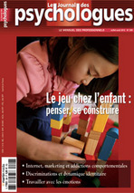 Le Journal des psychologues 2012/6
