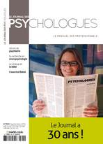 Le Journal des psychologues 2012/7