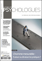 Le Journal des psychologues 2013/4