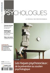 Le Journal des psychologues 2014/1