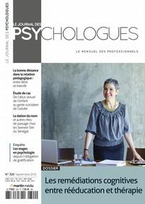 Le Journal des psychologues 2014/7