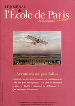 Le journal de l'école de Paris du management 2004/2