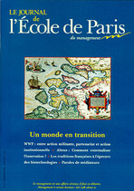 Le journal de l'école de Paris du management 2004/3