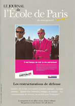 Le journal de l'école de Paris du management 2007/3