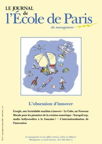 couverture de Le journal de l'école de Paris du management 2007/5