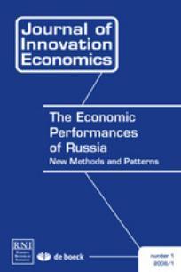 The economic performances of Russia