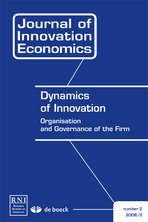 Journal of Innovation Economics 2008/2