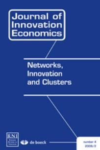 Networks, Innovation and Clusters