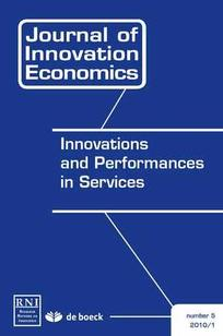 Innovations and Performances in Services