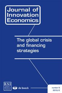 The Global Crisis and Financing Strategies