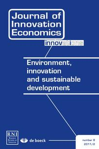 Environment, innovation and sustainable development