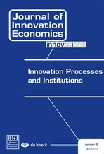 Journal of Innovation Economics 2012/1