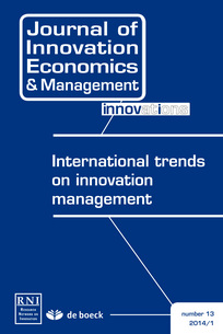 International trends on innovation management