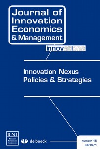 Innovation Nexus Policies & Strategies