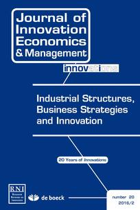 Industrial Structures, Business Strategies and Innovation