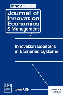 Innovation Boosters in Economic Systems