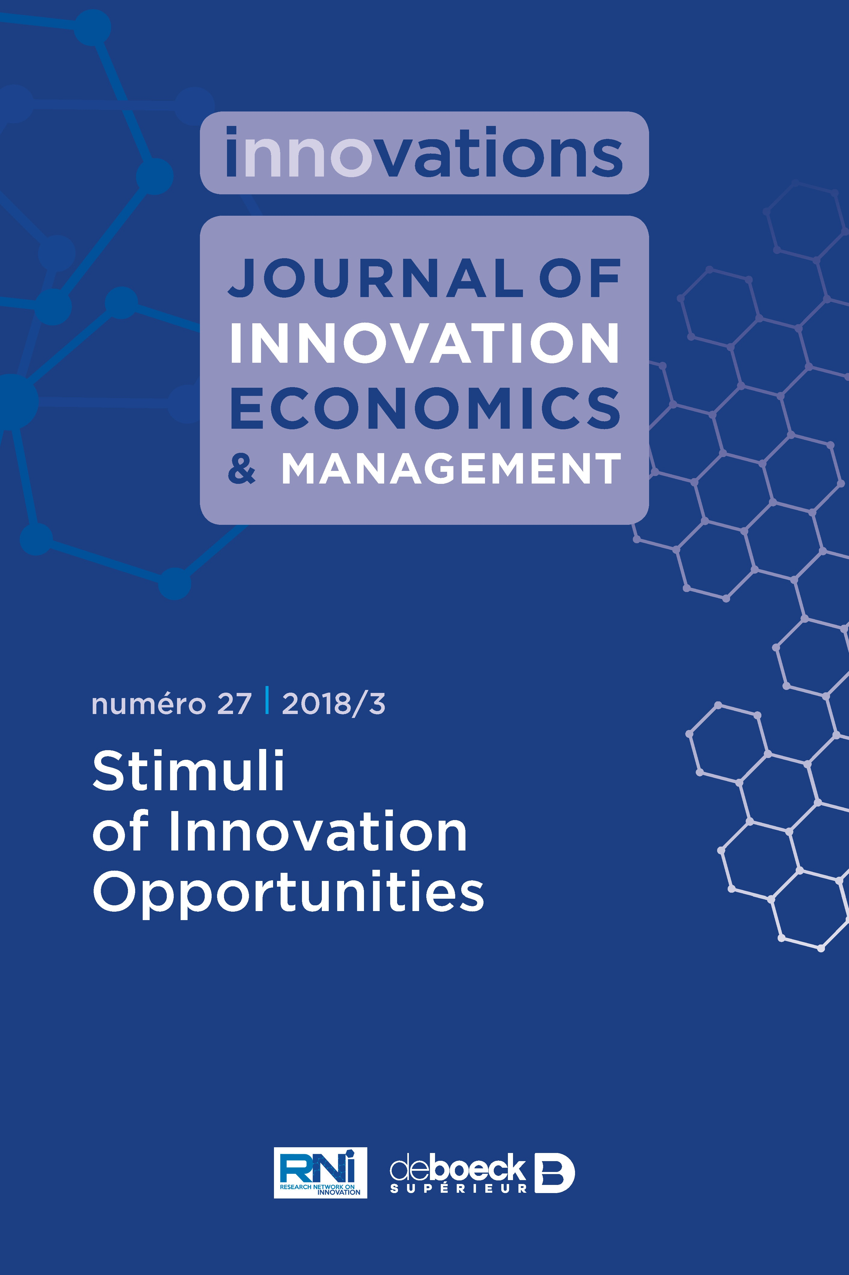 Stimuli of Innovation Opportunities