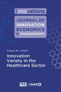 Innovation Variety in the Healthcare Sector