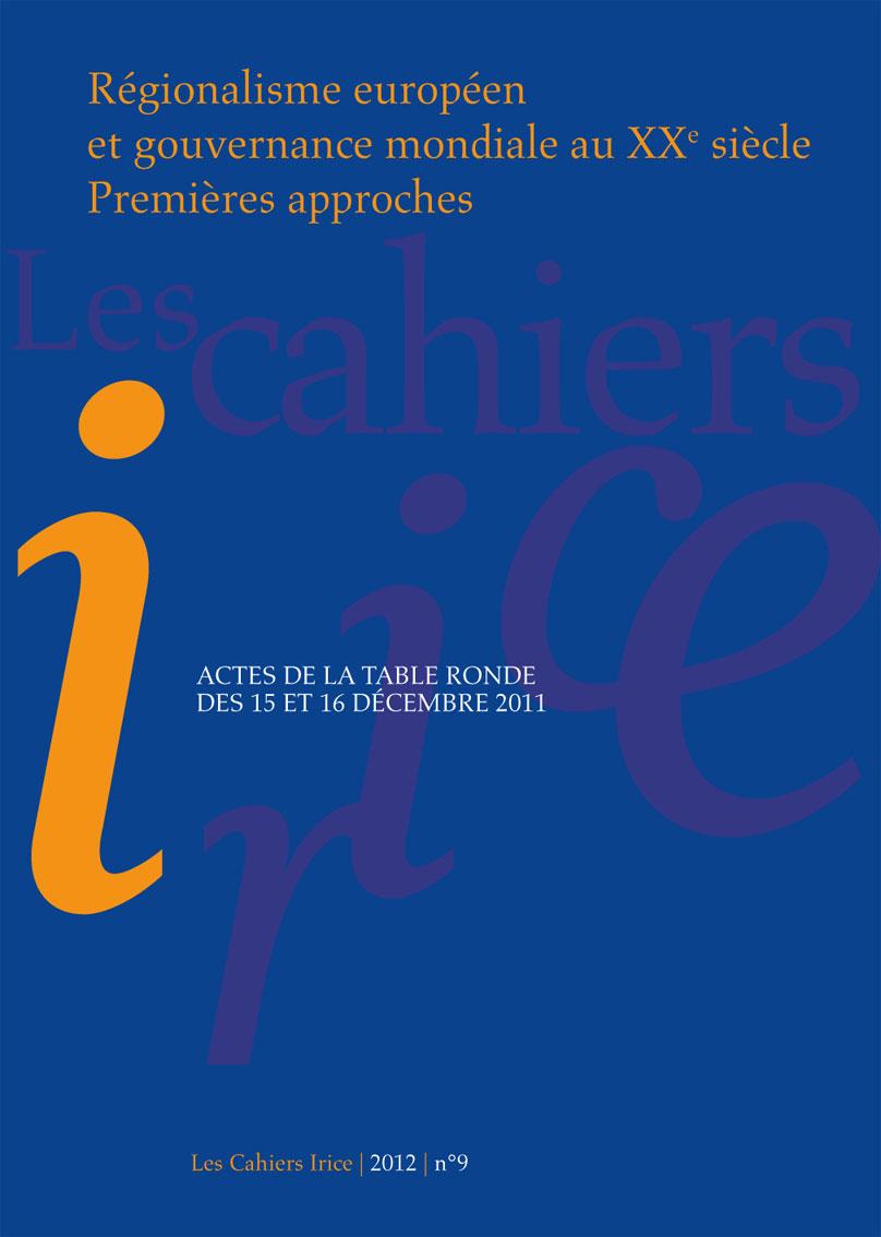 European Regionalism and Migration Global Governance | Cairn