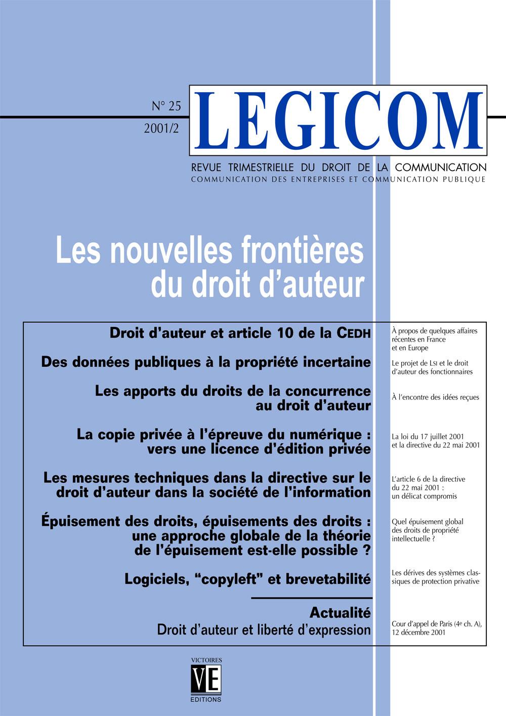Droit D Auteur Et Droit A L Image Des Biens Cairn Info