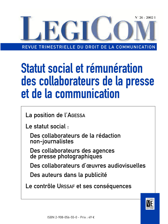 Carte Europeenne Urssaf.Le Controle Urssaf Et Ses Consequences Cairn Info