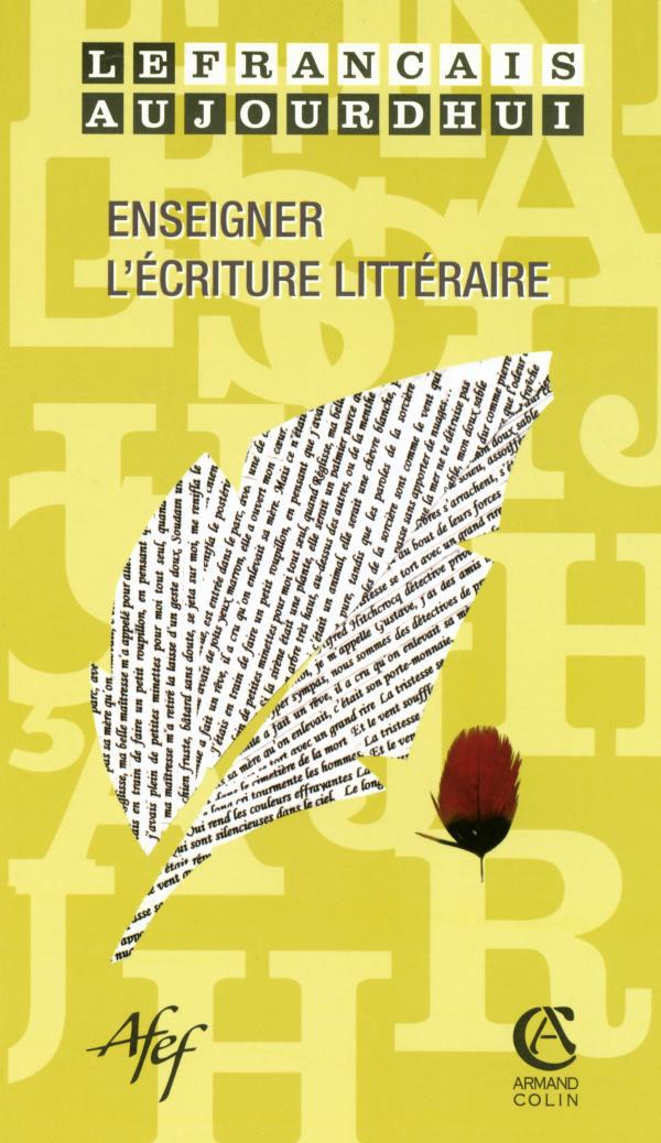 Lécriture Littéraire Et Les Genres Cairninfo