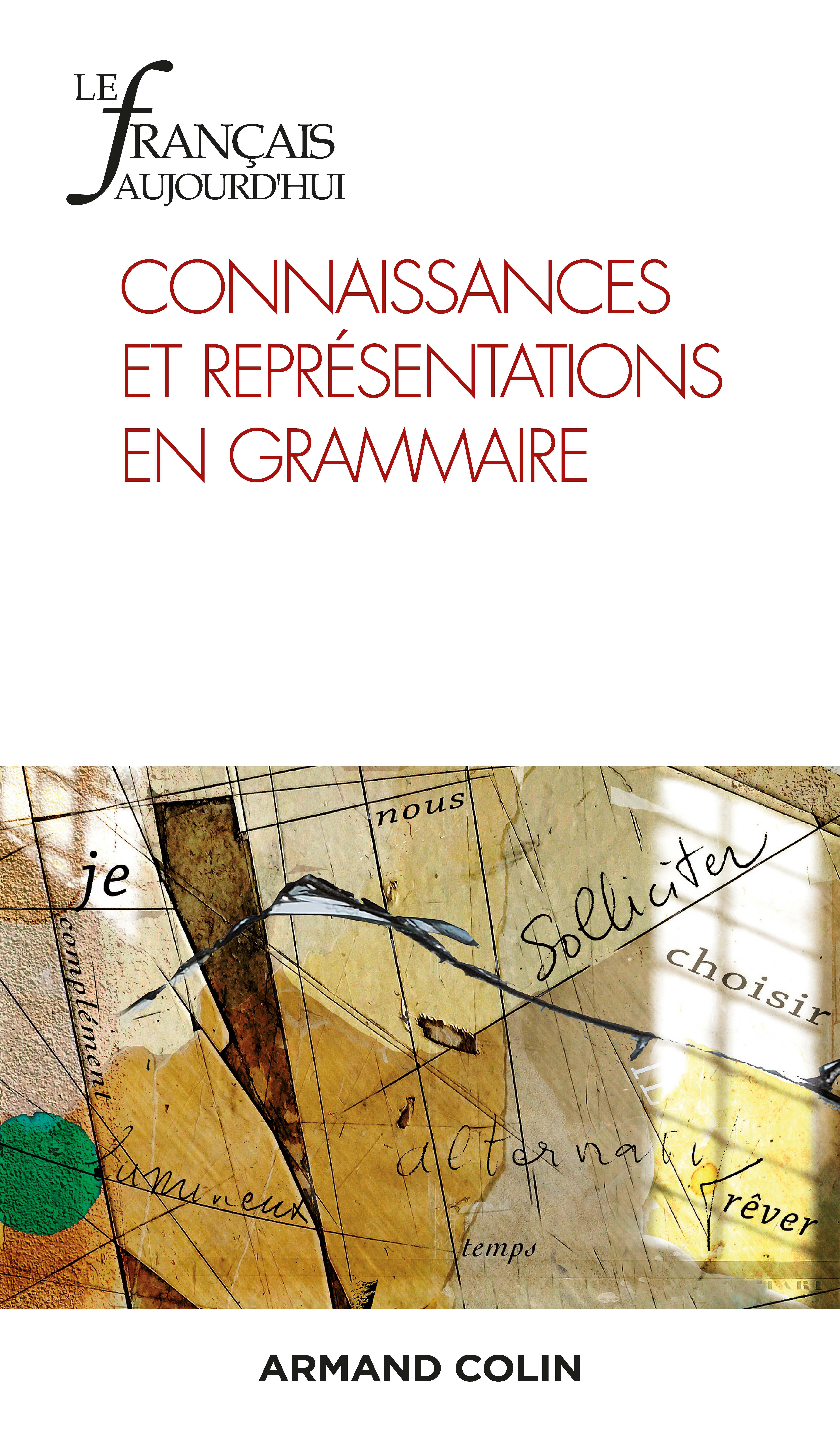 Les Etudiants Et La Conjugaison Cairn Info