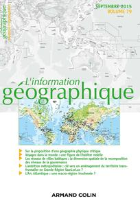INFORMATION GEOGRAPHIQUE