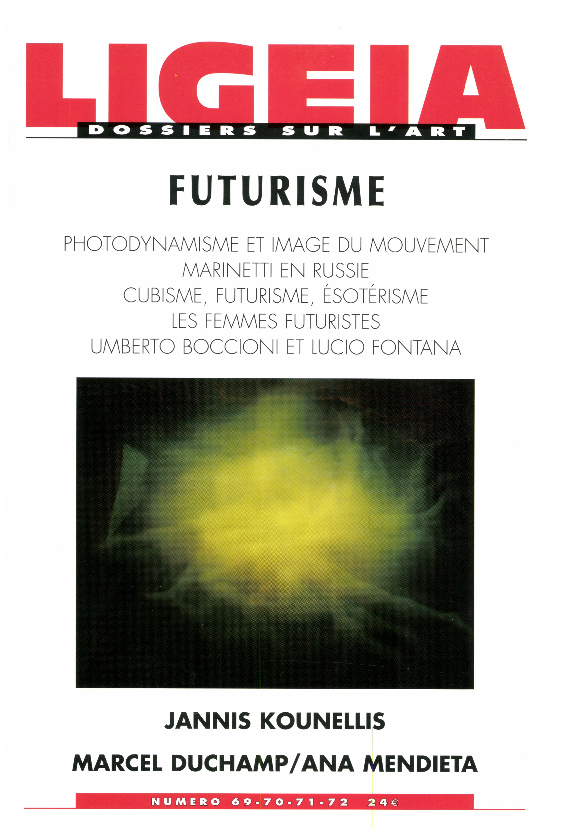 foto de Futur futuriste, présent Dada et temps sans fil surréaliste ...