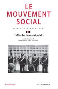 Défendre l'ennemi public