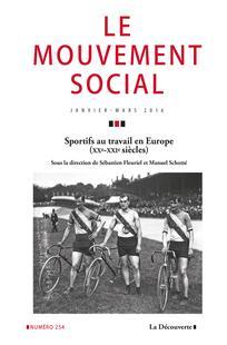 Sportifs au travail en Europe (XX<sup>e</sup>-XXI<sup>e</sup> siècles)