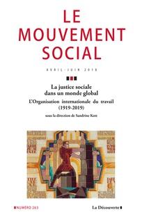 La justice sociale dans un monde global
