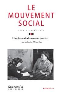 Histoire orale des mondes ouvriers