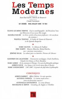Maurice Blanchot, Roland Barthes, une «ancienne conversation»  