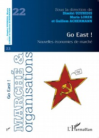 couverture de <i>Go East !</i>
