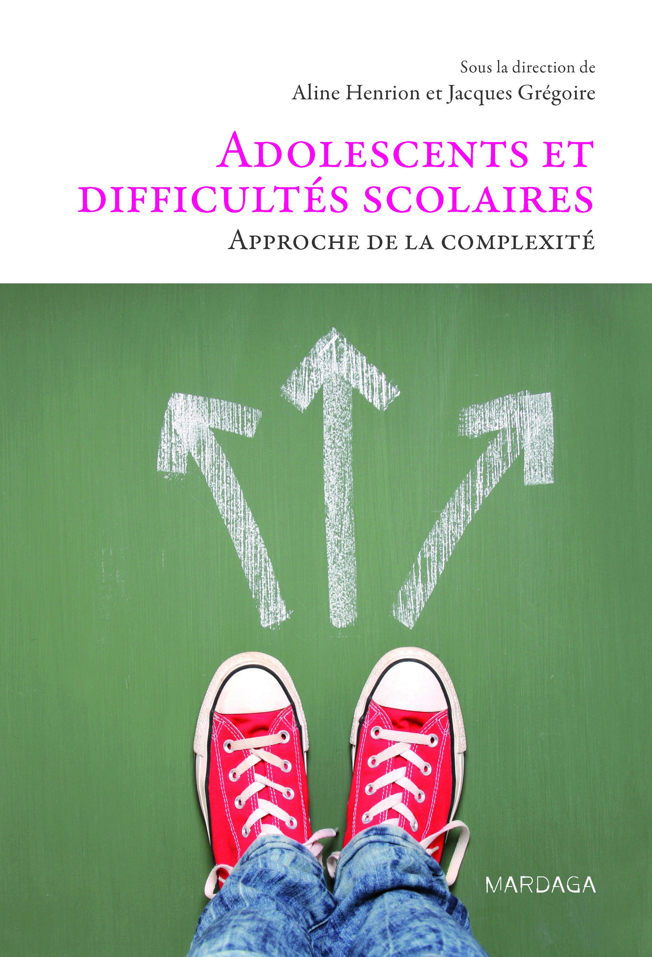 Adolescents Et Difficultes Scolaires Aline Henrion Et