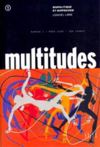 couverture de Multitudes 2000/1