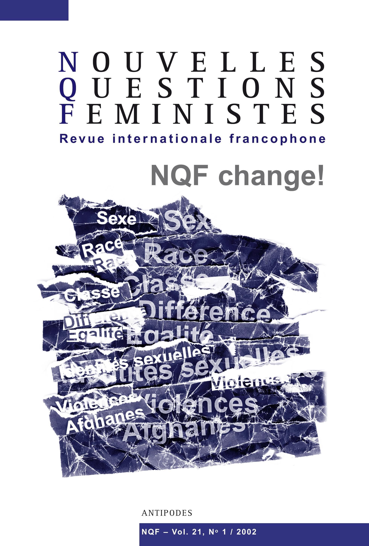 82fb371ee88 Les paradigmes de l égalité différence et du sexe genre. Ou les deux  réponses du féminisme occidental à l énigme de la « différence des sexes »