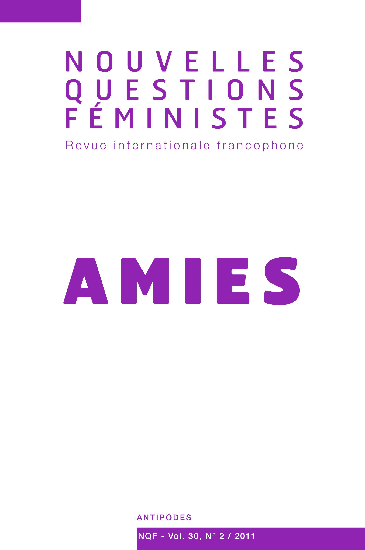 5063af4090e Trente ans de Nouvelles Questions Féministes