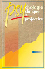 Psychologie clinique et projective 2009/1