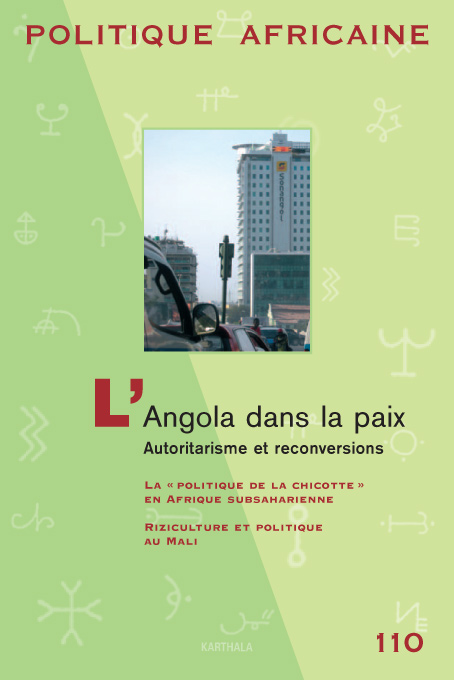En ligne datant de Luanda