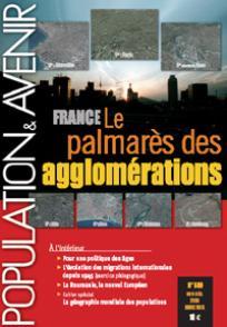 France, le palmarès des agglomérations