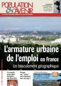 L'armature urbaine de l'emploi en France