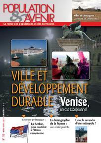 Ville et développement durable: Venise, un cas exceptionnel